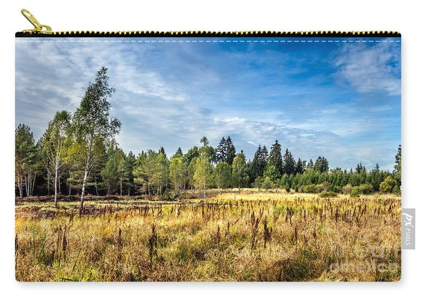 Wetlands In The Black Forest Carry-all Pouch