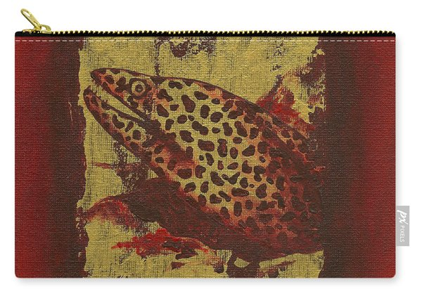 Moray Eel Carry-all Pouch