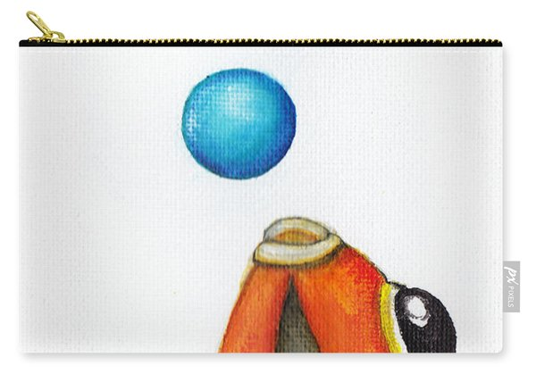 More Bubbles Carry-all Pouch