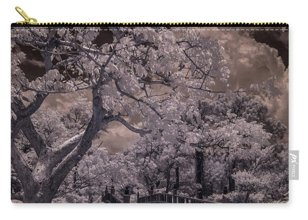 Morikami Gardens - Bridge Carry-all Pouch