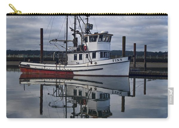 Morning Calm Newport Oregon Carry-all Pouch