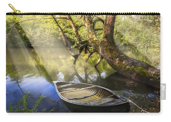 Morning Mists Carry-all Pouch