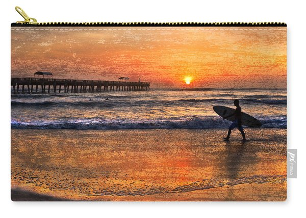 Morning Surf Carry-all Pouch