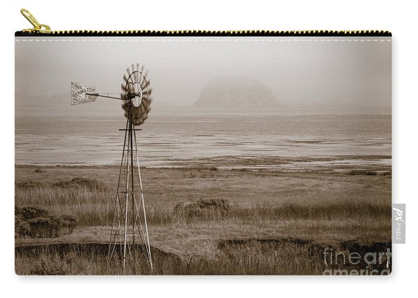 Morro Bay Windmill Carry-all Pouch