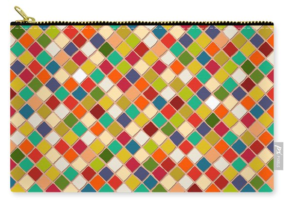 Mosaico Carry-all Pouch