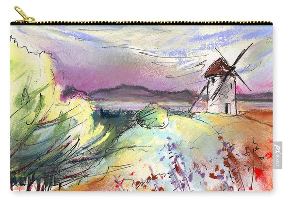 Mota Del Cuervo 05 Carry-all Pouch