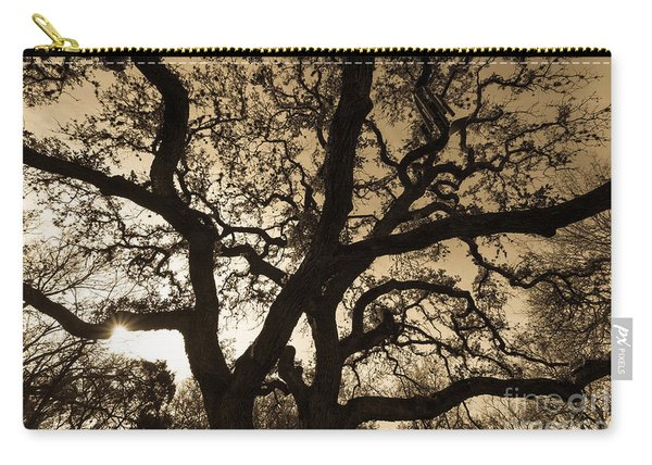 Mother Nature's Design Carry-all Pouch