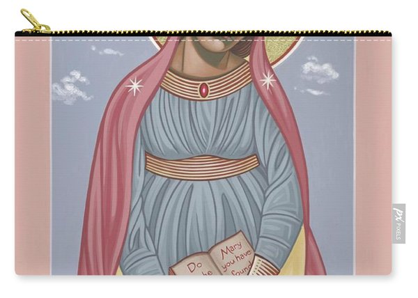 Mother Of Holy Hope 263 Carry-all Pouch