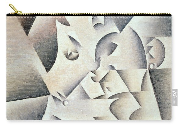 Mother Of The Artist Carry-all Pouch