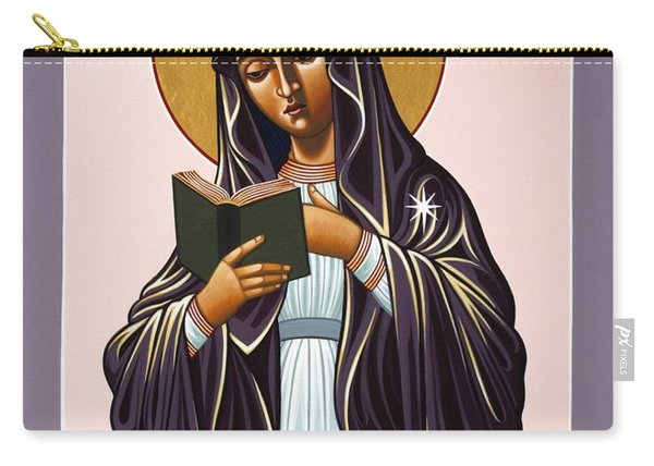 Mother Of The Incarnate Word 071 Carry-all Pouch