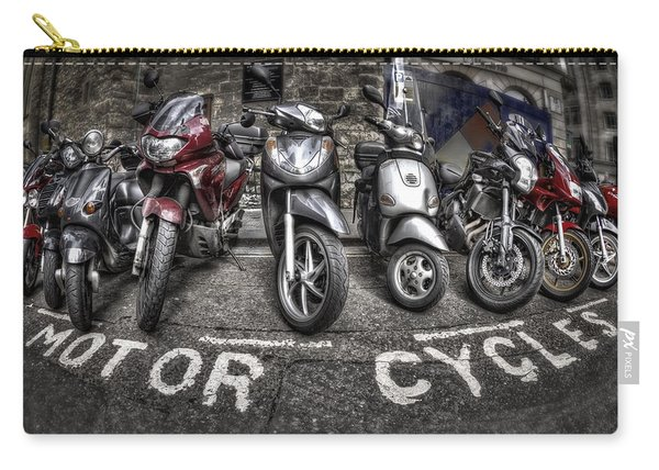 Motor Cycles Carry-all Pouch