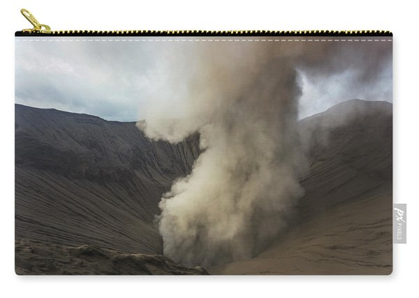 Mount Bromo.east Java. Indonesia Carry-all Pouch