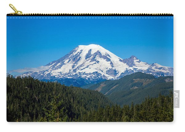 Mount Rainier Carry-all Pouch