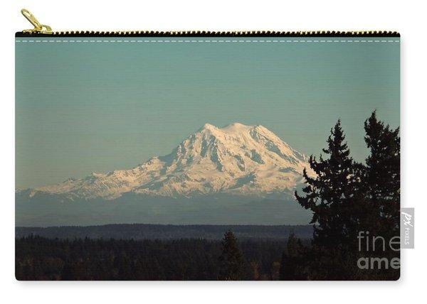 Mount Rainier Carry-all Pouch