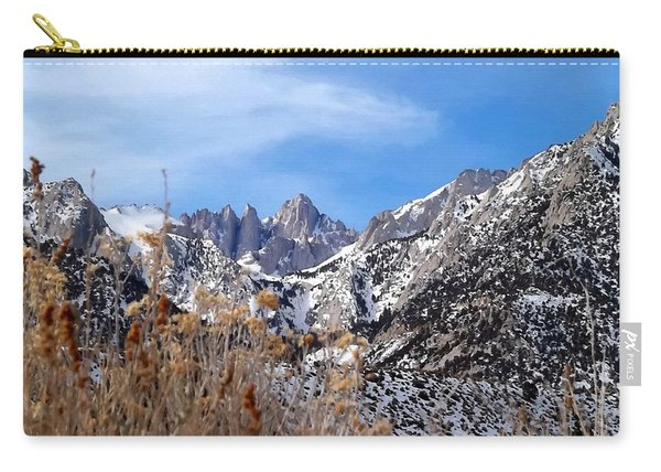 Mount Whitney - California Carry-all Pouch