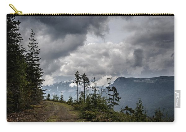 Mountain High Back Roads Carry-all Pouch