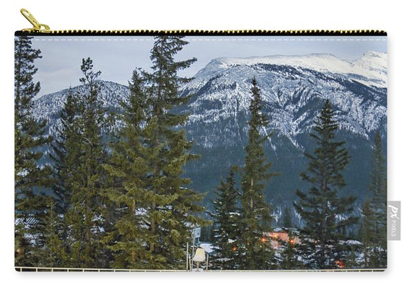 Mountain Paradise Carry-all Pouch