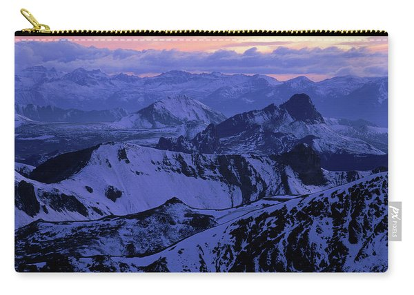 Mountain Range In Colorado, Usa Carry-all Pouch