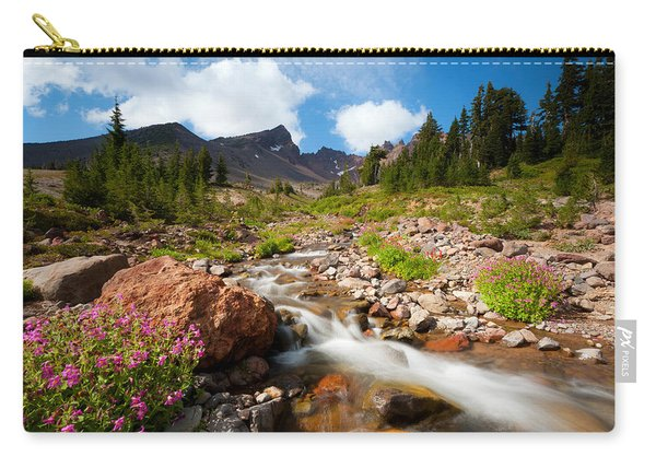 Mountain Runoff Carry-all Pouch