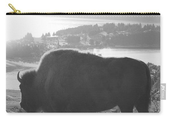 Mountain Wildlife Carry-all Pouch