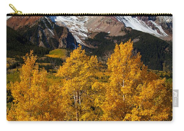Mountainous Wonders Carry-all Pouch