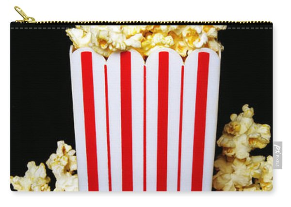 Movie Night Pop Corn Carry-all Pouch