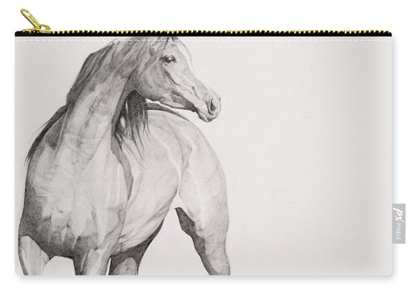 Moving Image Carry-all Pouch