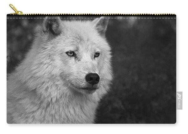 Mr. Arctic Wolf.. Carry-all Pouch