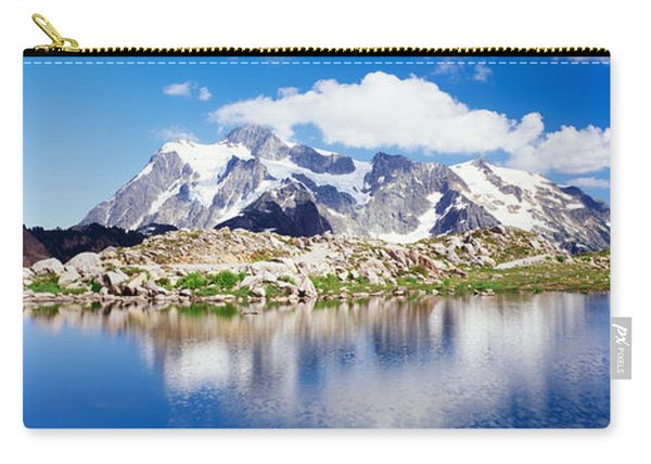 Mt Baker Snoqualmie National Forest Wa Carry-all Pouch