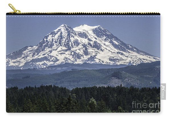 Mt Rainer In July Carry-all Pouch
