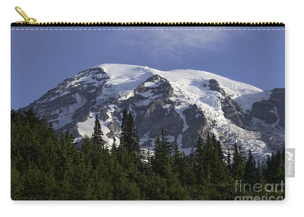 Mt Rainier Landscape Carry-all Pouch