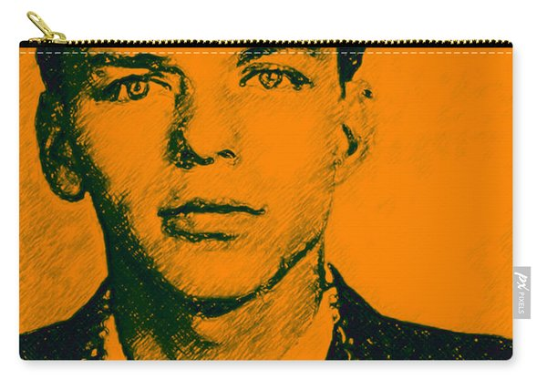 Mugshot Frank Sinatra V1 Carry-all Pouch