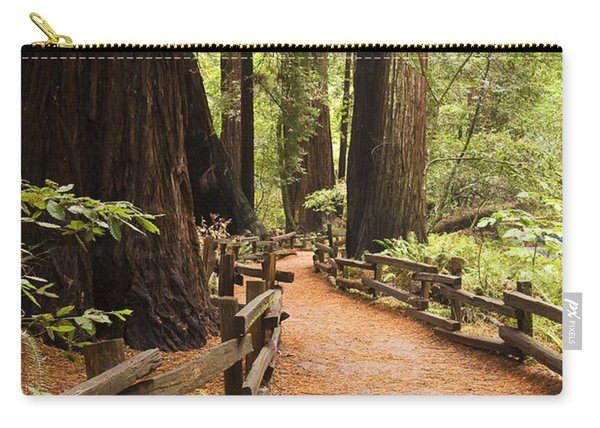 Muir Woods Trail Carry-all Pouch