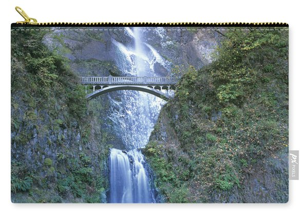 Multnomah Falls Columbia River Gorge Carry-all Pouch