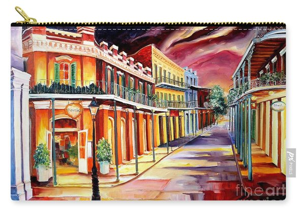 Muriel's In The French Quarter Carry-all Pouch