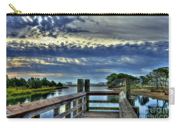 Murrells Inlet Morning 2 Carry-all Pouch
