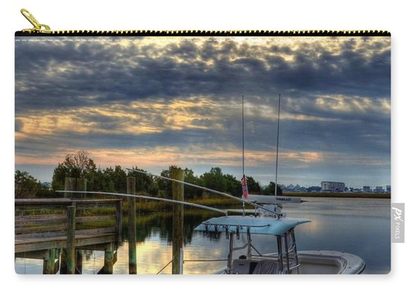 Murrells Inlet Morning 4 Carry-all Pouch