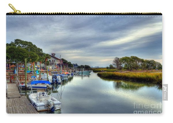 Murrells Inlet Morning 5 Carry-all Pouch