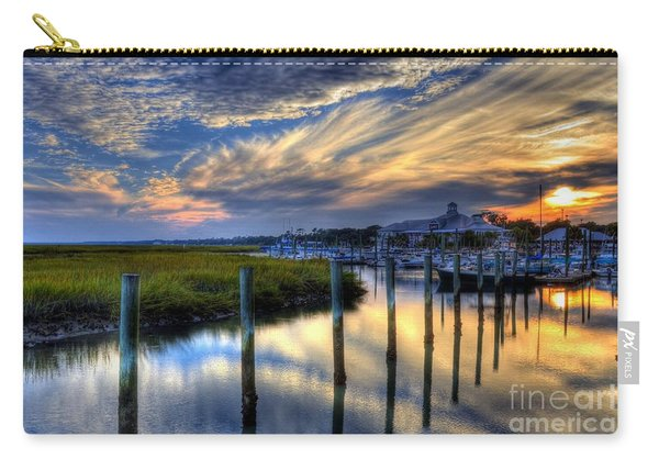 Murrells Inlet Sunset 1 Carry-all Pouch