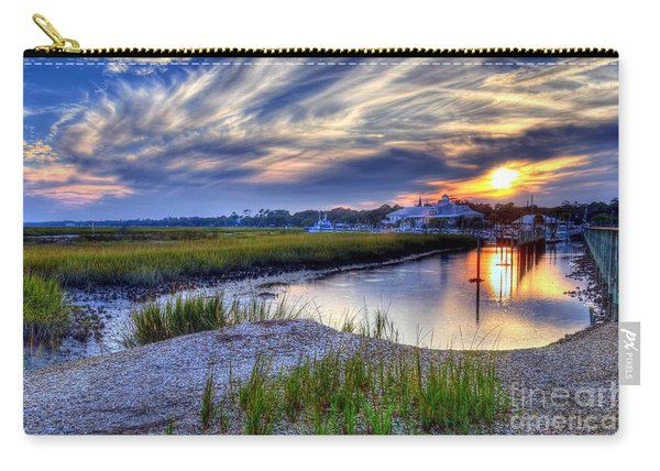 Murrells Inlet Sunset 4 Carry-all Pouch