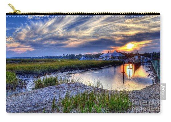 Murrells Inlet Sunset 4 Carry-all Pouch