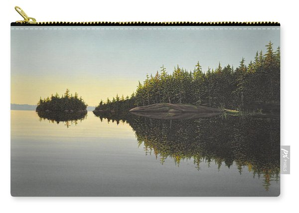 Muskoka Solitude Carry-all Pouch