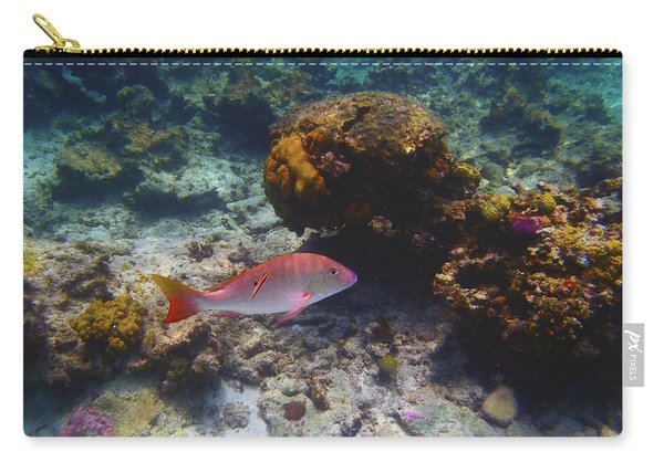 Mutton Snapper Carry-all Pouch