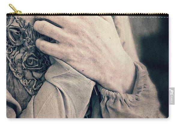 My Broken Heart - Victorian Romance Carry-all Pouch