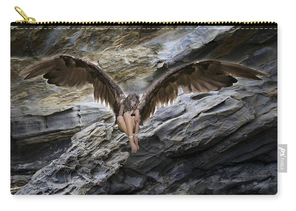 My Guardian Angel Carry-all Pouch