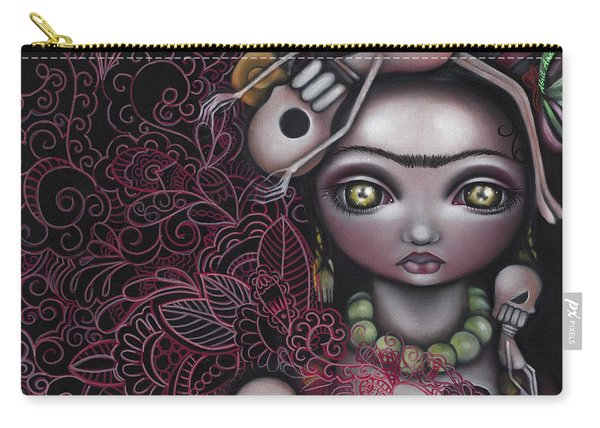 My Inner Feelings Carry-all Pouch