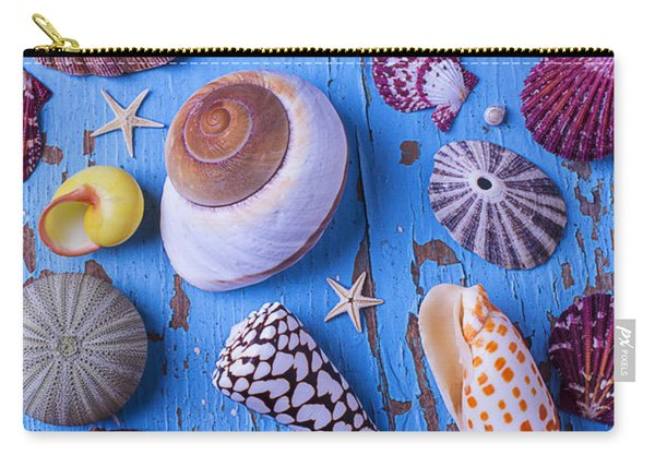 My Shell Collection Carry-all Pouch