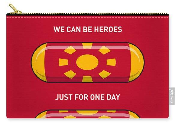 My Superhero Pills - Iron Man Carry-all Pouch