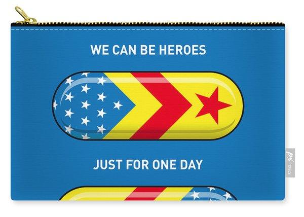 My Superhero Pills - Wonder Woman Carry-all Pouch