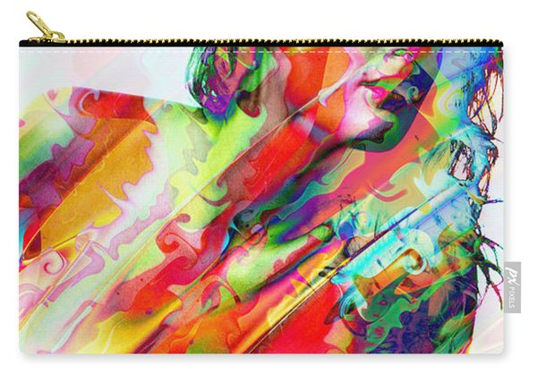 Myriad Of Colors Carry-all Pouch